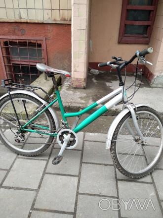 Хороший стан, один власник, 18 передач SHIMANO, нові колеса.. Львов, Львовская область. фото 1