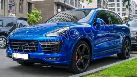 Обвес GTS Porsche Cayenne 958 2014 2015 2016 2017.. Киев. фото 1