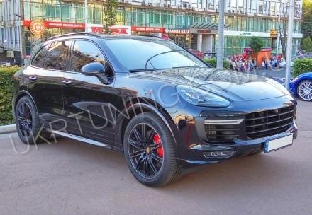 Передний бампер GTS Porsche Cayenne 958 2014 2015 2016 2017. Новый, в сборе.. Киев, Киевская область. фото 5