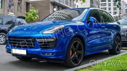Передний бампер GTS Porsche Cayenne 958 2014 2015 2016 2017. Новый, в сборе.. Киев, Киевская область. фото 1