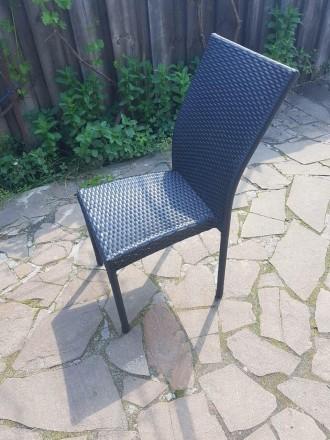Плетеные стулья. Чернигов. фото 1