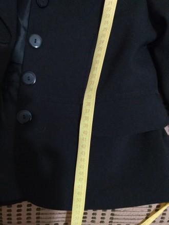 Пиджак школьный для девочки. Размеры на фото. На подкладке. В идеальном состояни. Дніпро, Дніпропетровська область. фото 5