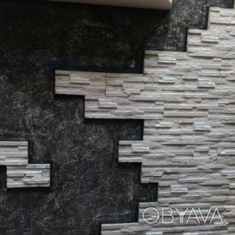 Декоративный камень Верона белая под заказ!. Запорожье, Запорожская область. фото 1