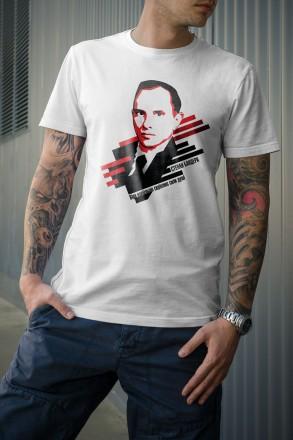 Патріотичні та націоналістичні футболки. Бердичев. фото 1