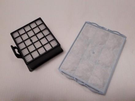 Комплект фильтров компании --Bosh-- Цена за комплект В комплект входит: HEPA-фил. Львов, Львовская область. фото 6