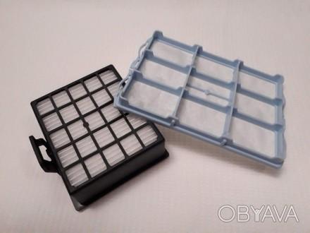 Комплект фильтров компании --Bosh-- Цена за комплект В комплект входит: HEPA-фил. Львов, Львовская область. фото 1