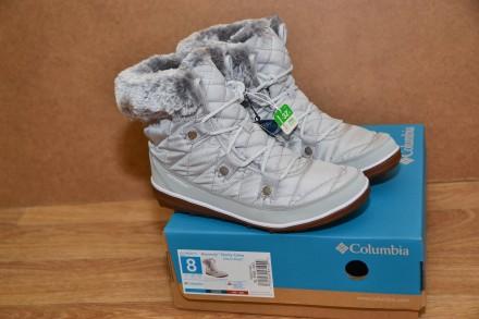 Зимние ботинки Columbia Heavenly Shorty Omni-Heat р.38. Бровары. фото 1