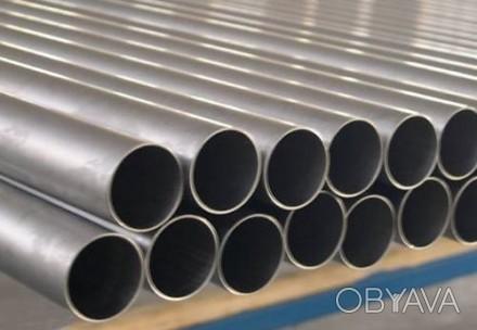 Алюминиевая  труба анодированная