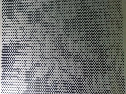алюминиевый  лист перфорированный. Киев. фото 1