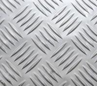 алюминиевый лист рифленый. Киев. фото 1