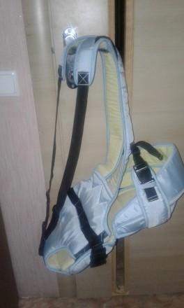 Рюкзак для переноски ребенка. Днепр. фото 1