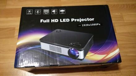 Продам Проектор full HD 1920x1080. Херсон. фото 1