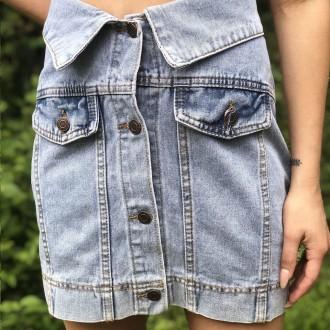 Юбка джинсовая. Днепр. фото 1