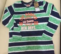 Lee Cooper Textured All Over Print Long Sleeve T Shirt Junior Возраст 9-10 лет.. Запоріжжя, Запорізька область. фото 4