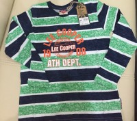 Lee Cooper Textured All Over Print Long Sleeve T Shirt Junior Возраст 9-10 лет.. Запорожье, Запорожская область. фото 4
