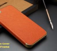 Элегантный золотистый чехол OYO Gold кожа PU с велюром для iPhone 4 4S 5 5S SE . Запорожье, Запорожская область. фото 4