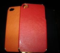 Элегантный золотистый чехол OYO Gold кожа PU с велюром для iPhone 4 4S 5 5S SE . Запорожье, Запорожская область. фото 11