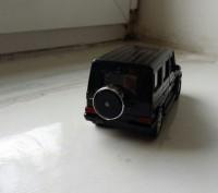Цвет: Черный Длина: 12 см Ширина: 5 см Высота: 5 см Машинка выполнена из мет. Запорожье, Запорожская область. фото 7
