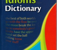 Cambridge Idioms Dictionary (Словарь). Киев. фото 1