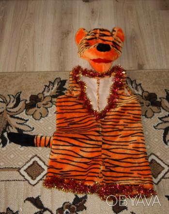 Костюм в идеальном состоянии, на мальчика 3-5 лет, Хорошо, если пододеть оранжев. Сумы, Сумская область. фото 1