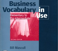 Business Vocabulary in Use - Elementary to Pre-intermediate (+ CD-ROM). Киев. фото 1