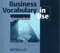 Business Vocabulary in Use - Intermediate with Answers (+ CD-ROM). Киев. фото 1