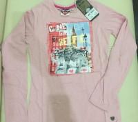 Фото 1-3: Lee Cooper Long Sleeve Print T Shirt Junior Girls. Возраст 13 лет. Ши. Запорожье, Запорожская область. фото 4