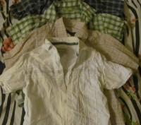 Продам рубашки для мальчика в очень хорошем состоянии по 50 грн за одну штуку ро. Киев, Киевская область. фото 3