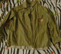 Продам рубашки для мальчика в очень хорошем состоянии по 50 грн за одну штуку ро. Киев, Киевская область. фото 8