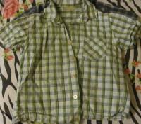 Продам рубашки для мальчика в очень хорошем состоянии по 50 грн за одну штуку ро. Киев, Киевская область. фото 5