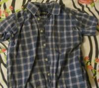Продам рубашки для мальчика в очень хорошем состоянии по 50 грн за одну штуку ро. Киев, Киевская область. фото 7