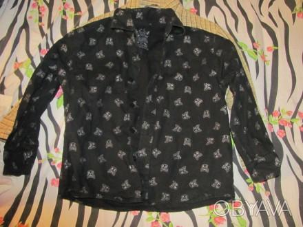 Продам рубашки для мальчика в очень хорошем состоянии по 50 грн за одну штуку ро. Киев, Киевская область. фото 1