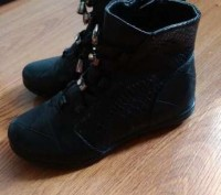 Продам деми ботиночки в хорошем состоянии, кожаные, р. 30, по стельке 19,5 см.че. Запорожье, Запорожская область. фото 2
