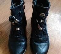 Продам деми ботиночки в хорошем состоянии, кожаные, р. 30, по стельке 19,5 см.че. Запорожье, Запорожская область. фото 4