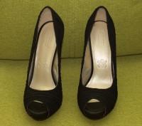 Эффектные стильные туфли - босоножки. Запорожье. фото 1