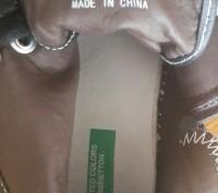 Кеды BENNETON. Фабричное производство Китай. Отличное качество. Покупались в фир. Киев, Киевская область. фото 9