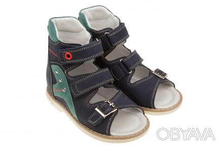 Детская ортопедическая обувь-большой ассортимент размеров, моделей, цветов. Киев, Киевская область. фото 1