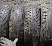 Шины Bridgestone B250 165/70R14 Лето 4штуки. Киев. фото 1