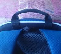 Рюкзак в идеальном состоянии!!!   Очень качественный, ребенок очень доволен, р. Кривой Рог, Днепропетровская область. фото 4