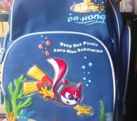 Рюкзак в идеальном состоянии!!!   Очень качественный, ребенок очень доволен, р. Кривой Рог, Днепропетровская область. фото 2