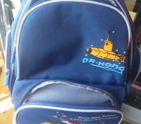 Рюкзак в идеальном состоянии!!!   Очень качественный, ребенок очень доволен, р. Кривой Рог, Днепропетровская область. фото 9