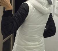 Теплая куртка Everlast Contrasting Sleeve Jacket Junior Girls Размер 7-8 лет. . Запорожье, Запорожская область. фото 5