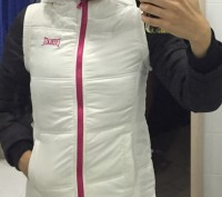 Теплая куртка Everlast Contrasting Sleeve Jacket Junior Girls Размер 7-8 лет. . Запоріжжя, Запорізька область. фото 4
