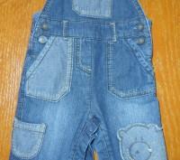 джинсовый комбинезон для ребенка. Запорожье. фото 1