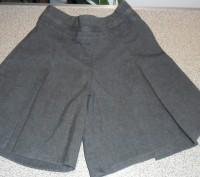юбка-шортики для девочки 4-6 лет впереди юбочка сзади шортики сзади резиночка и . Запорожье, Запорожская область. фото 2