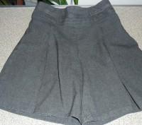 юбка-шортики для девочки 4-6 лет впереди юбочка сзади шортики сзади резиночка и . Запорожье, Запорожская область. фото 5