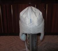 Зимняя шапочка на окружность головы 48-50см. с козырьком. Очень тёплая! Цена - . Запорожье, Запорожская область. фото 6