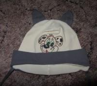 Зимняя шапочка на окружность головы 48-50см. с козырьком. Очень тёплая! Цена - . Запорожье, Запорожская область. фото 2