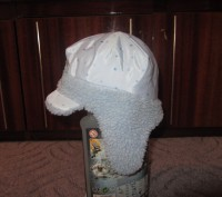 Зимняя шапочка на окружность головы 48-50см. с козырьком. Очень тёплая! Цена - . Запорожье, Запорожская область. фото 5
