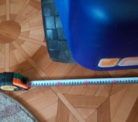 Детский электромобиль. Состояние нового. Использовался раз 10. долго стоял в кла. Одесса, Одесская область. фото 7